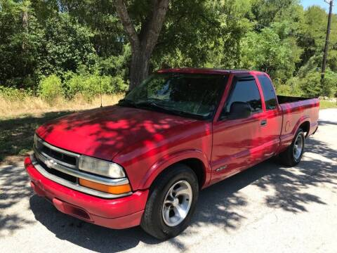 1998 Chevrolet S-10 for sale at Race Auto Sales in San Antonio TX