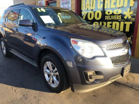 2014 Chevrolet Equinox for sale at Sunday Car Company LLC in Phoenix AZ