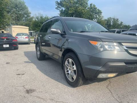 2008 Acura MDX for sale at STL Automotive Group in O'Fallon MO