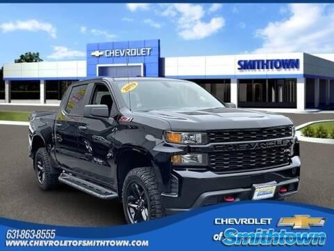 2019 Chevrolet Silverado 1500 for sale at CHEVROLET OF SMITHTOWN in Saint James NY