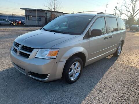 2008 Dodge Grand Caravan for sale at Eddie's Auto Sales in Jeffersonville IN