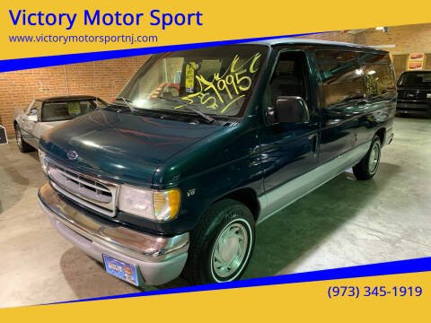 2000 Ford E-150 for sale at Victory Motor Sport in Paterson NJ