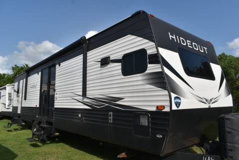 2020 Keystone Hideout 34FKDS for sale at Buy Here Pay Here RV in Burleson TX