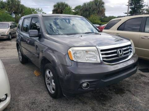 2014 Honda Pilot for sale at Mike Auto Sales in West Palm Beach FL