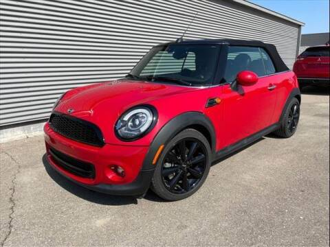 2015 MINI Convertible for sale at LASCO FORD in Fenton MI
