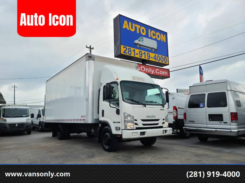 2016 Isuzu NPR for sale at Auto Icon in Houston TX