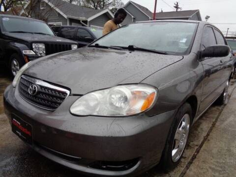 2004 Toyota Corolla for sale at USA Auto Brokers in Houston TX