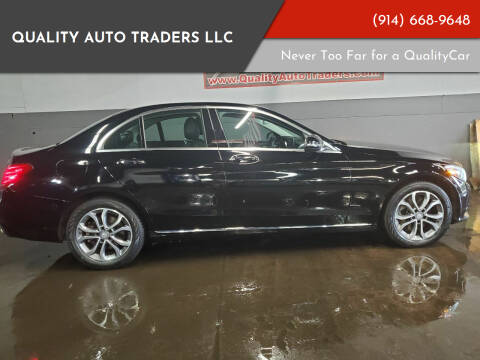 2017 Mercedes-Benz C-Class for sale at Quality Auto Traders LLC in Mount Vernon NY