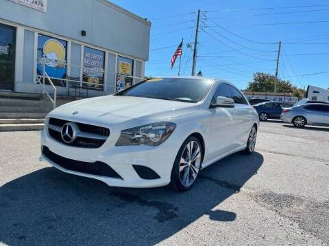 2015 Mercedes-Benz CLA for sale at Bagwell Motors in Lowell AR