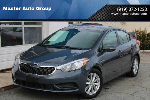 2016 Kia Forte for sale at Master Auto Group in Raleigh NC