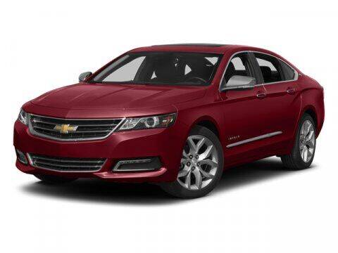 2014 Chevrolet Impala for sale at Park Place Motor Cars in Rochester MN