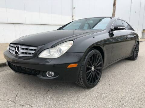 2007 Mercedes-Benz CLS for sale at WALDO MOTORS in Kansas City MO