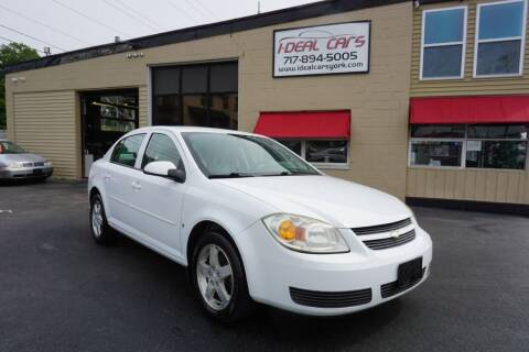 2007 Chevrolet Cobalt for sale at I-Deal Cars LLC in York PA