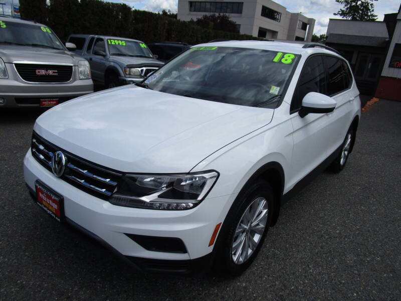 2018 Volkswagen Tiguan for sale in Lynnwood, WA