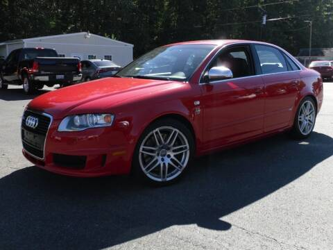 2008 Audi S4 for sale at Brown's Used Auto in Belmont NC