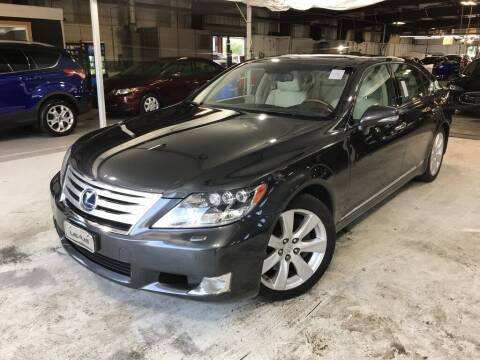 2011 Lexus LS 600h L for sale at Smart Chevrolet in Madison NC