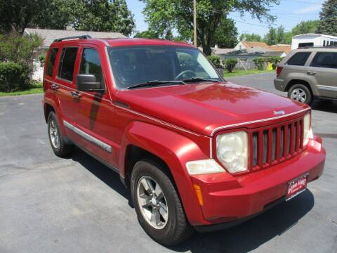 2008 Jeep Liberty for sale at GENOA MOTORS INC in Genoa IL