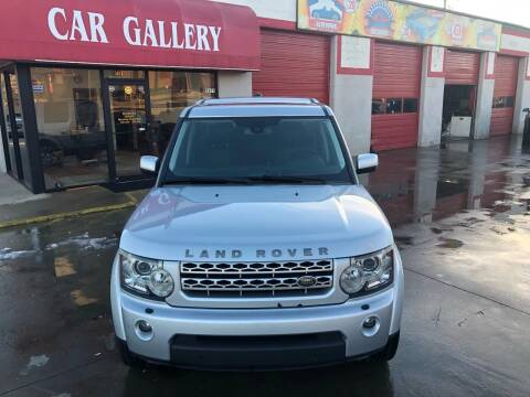 2011 Land Rover LR4 for sale at Car Gallery in Oklahoma City OK