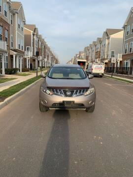 2009 Nissan Murano for sale at Pak1 Trading LLC in South Hackensack NJ