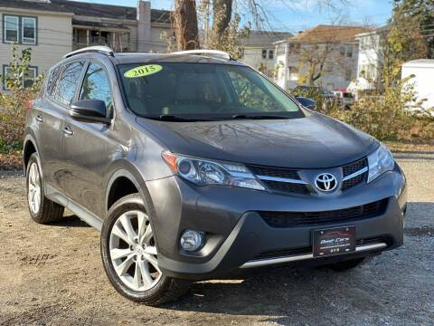2015 Toyota RAV4 for sale at Best Cars Auto Sales in Everett MA