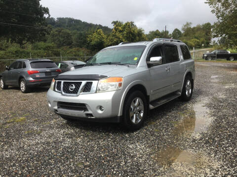 2011 Nissan Armada for sale at Arden Auto Outlet in Arden NC