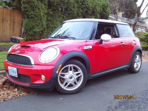 2007 MINI Cooper for sale at Redline Auto Sales in Vancouver WA