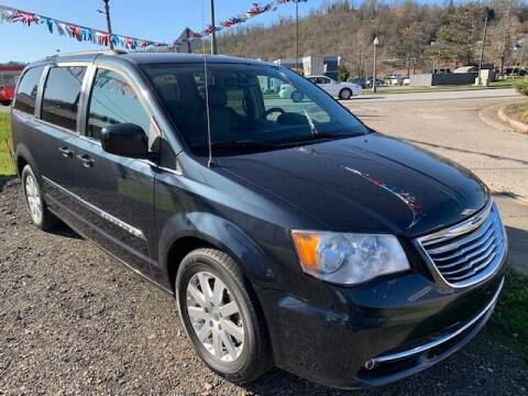 2013 Chrysler Town and Country for sale at Edens Auto Ranch in Bellaire OH