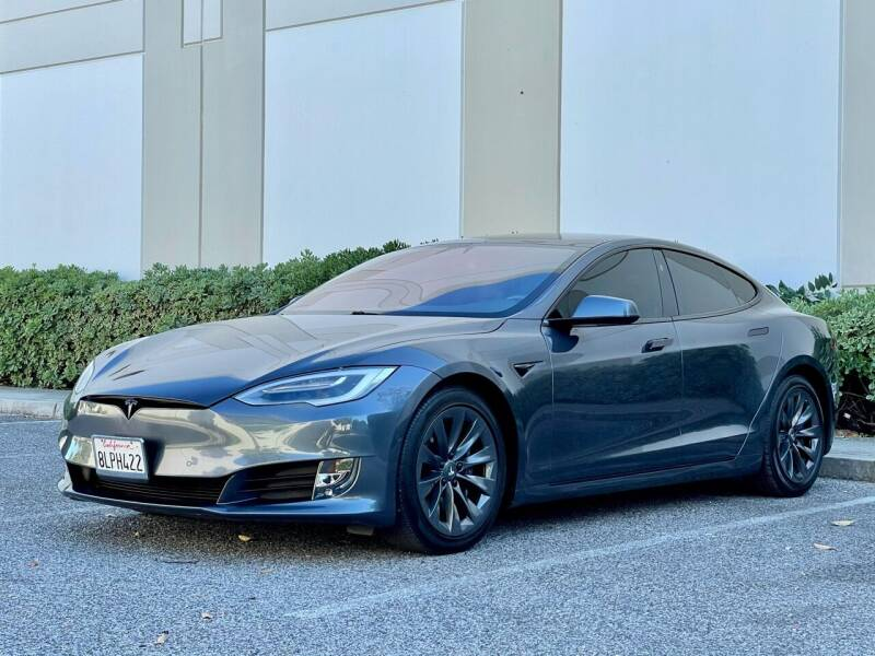 2019 Tesla Model S for sale at Carfornia in San Jose CA