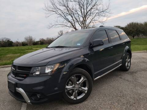 2017 Dodge Journey for sale at Laguna Niguel in Rosenberg TX