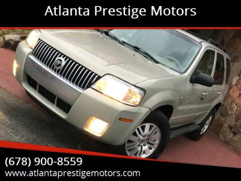 2005 Mercury Mariner for sale at Atlanta Prestige Motors in Decatur GA