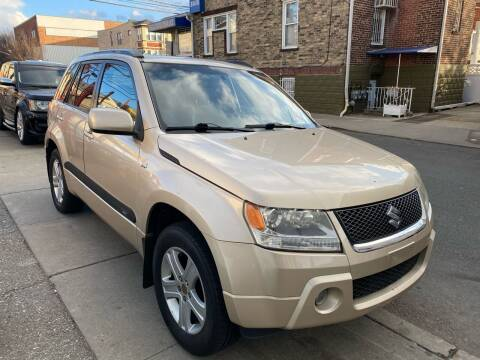 2006 Suzuki Grand Vitara for sale at JG Auto Sales in North Bergen NJ
