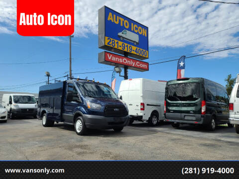 2017 Ford Transit Cutaway for sale at Auto Icon in Houston TX