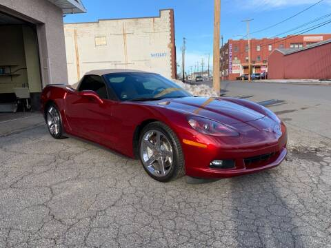 2007 Chevrolet Corvette for sale at Red Top Auto Sales in Scranton PA