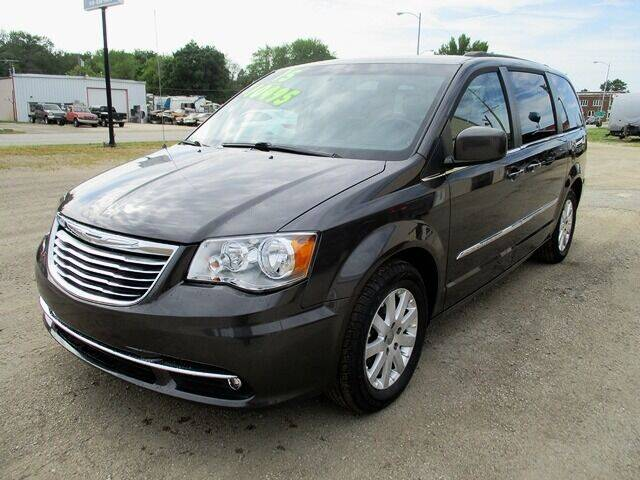2015 Chrysler Town and Country for sale at Northeast Iowa Auto Sales in Hazleton IA
