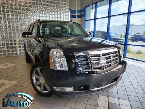 2010 Cadillac Escalade ESV for sale at iAuto in Cincinnati OH
