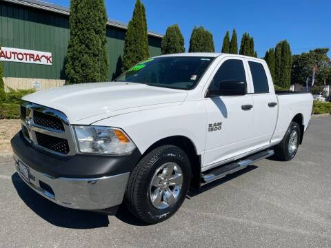 2013 RAM Ram Pickup 1500 for sale at AUTOTRACK INC in Mount Vernon WA