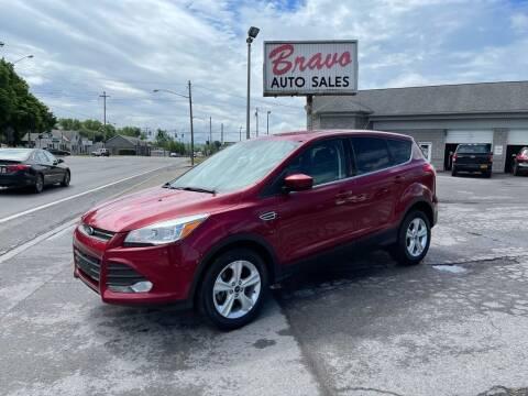 2015 Ford Escape for sale at Bravo Auto Sales in Whitesboro NY
