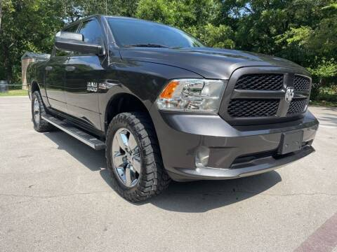 2018 RAM Ram Pickup 1500 for sale at Thornhill Motor Company in Lake Worth TX
