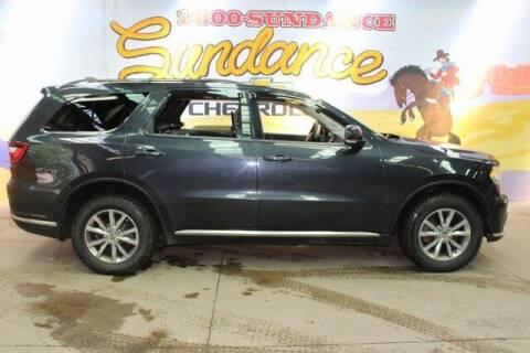 2014 Dodge Durango for sale at Sundance Chevrolet in Grand Ledge MI