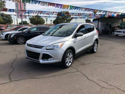 2013 Ford Escape for sale at Valley Auto Center in Phoenix AZ