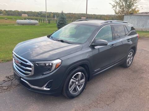 2018 GMC Terrain for sale at Green Valley Sales & Leasing in Jordan MN
