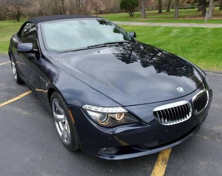 2008 BMW 6 Series for sale at ADA Motorwerks in Green Bay WI