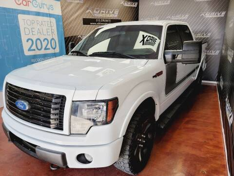 2012 Ford F-150 for sale at X Drive Auto Sales Inc. in Dearborn Heights MI