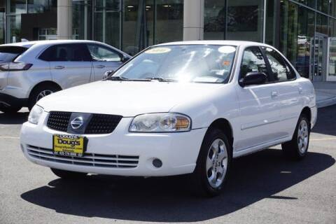 2006 Nissan Sentra for sale at Jeremy Sells Hyundai in Edmunds WA