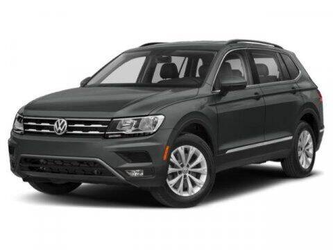 2018 Volkswagen Tiguan for sale at J T Auto Group in Sanford NC