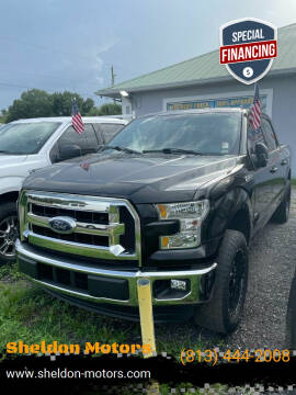 2016 Ford F-150 for sale at Sheldon Motors in Tampa FL
