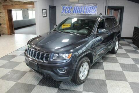2014 Jeep Grand Cherokee for sale at TCC Motors in Farmington Hills MI