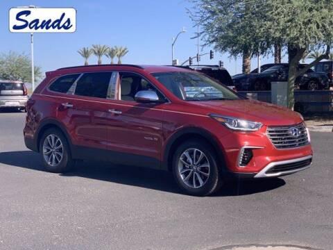 2018 Hyundai Santa Fe for sale at Sands Chevrolet in Surprise AZ