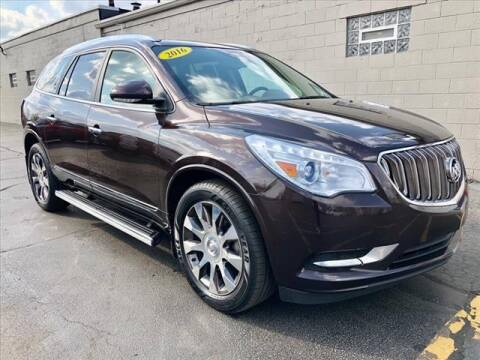 2016 Buick Enclave for sale at Richardson Sales & Service in Highland IN