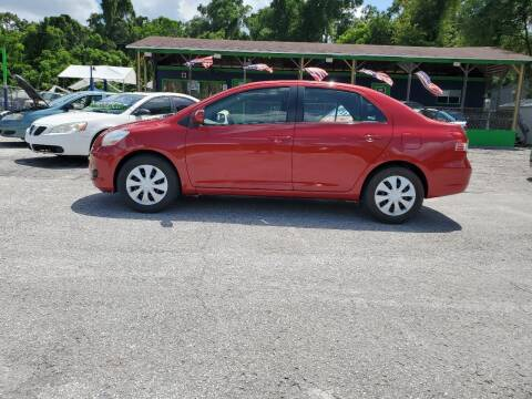 2012 Toyota Yaris for sale at CARS CARS CARS INC in Apopka FL